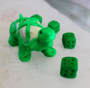 jade turtle and dice